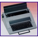 2410 Spanish Portable Electronic Display Typewriter